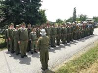 46. Bezirksfeuerwehrleistungsbewerb Rudersdorf-Berg